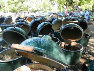 BBQ Outfitters presents The 15th Annual Texas EggFest