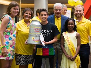 Lemonade Day Greater Dallas presents Best Tasting Lemonade Contest