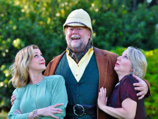 Shakespeare Dallas presents The Merry Wives of Windsor
