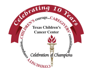 Texas Children's Cancer Center presents 10th Anniversary Celebration of Champions Luncheon and Fashion Show
