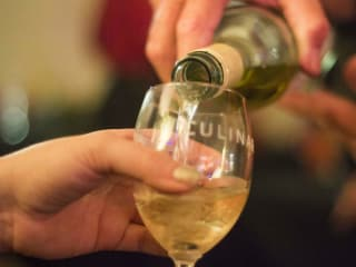 Culinaria Wine and Food Festival: Back to Bubbles