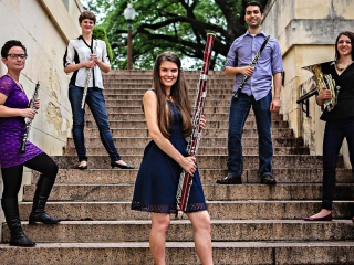 Blanton Museum of Art presents Midday Music Series: QuinTexas