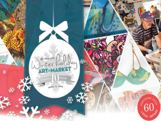 10th Annual Winter Holiday Art Market (WHAM)