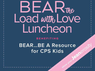 BEAR the Load with Love Luncheon