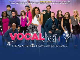 The Long Center presents Vocalosity