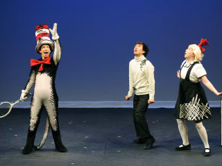 Eisemann Center presents Dr. Seuss' The Cat In The Hat