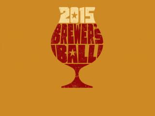 2015 Brewer's Ball