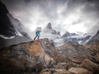 National Geographic presents Climbing Dreams