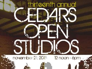 Cedars Open Studios