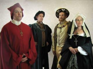 Austin Shakespeare presents Henry VIII