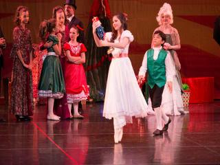 Missouri City Ballet presents The Nutcracker