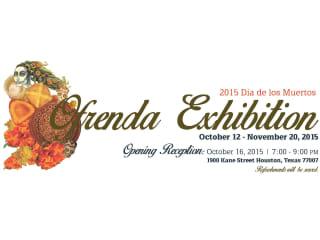 Dia de los Muertos Ofrenda Exhibition
