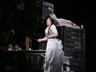 Houston Opera presents Tosca