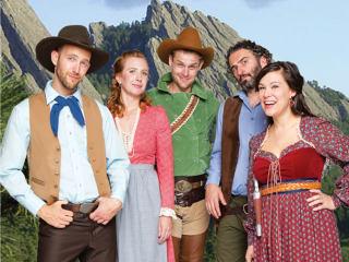 Boy Howdy!: Improvised 1960s-Style TV Westerns