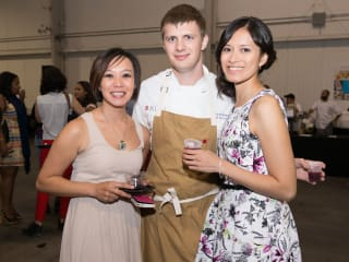 Houston, Tastemakers, May 2015, Vassaly Sivanthaphanith, Martin Weaver, Nguyet Nguyen