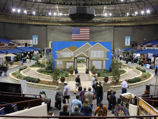Exceptionnel Annual Texas Home U0026 Garden Show In Fort Worth