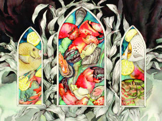 Carolyn Garcia Gallery presents Real and Surreal