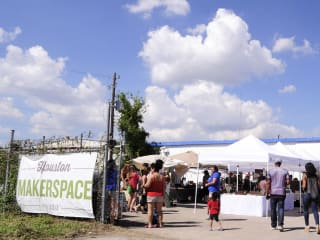 Houston Makerspace presents Maker Market and Open House