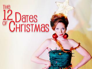 THE TWELVE DATES OF CHRISTMAS / Katrina Elsworth
