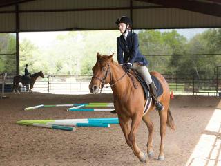 ManeGait Therapeutic Horsemanship Horse Show 2014