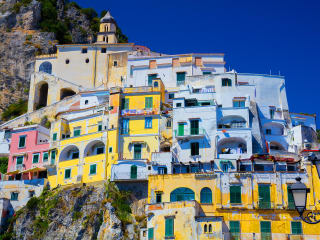 La Vita Amalfi by Hunter Gorham