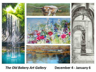 Old Bakery & Emporium presents We've Been Framed Artist Opening Reception