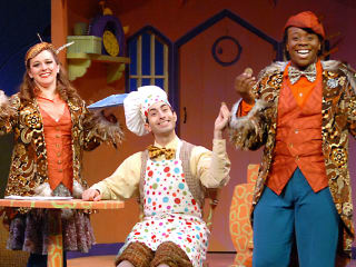 Dallas Children's Theater presents A Year with Frog and Toad