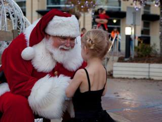 Santa's Holiday Market at CityCentre