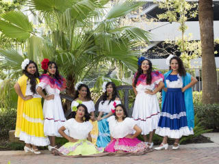 Ambassadors International Ballet Folklorico / Yummy Wonderland