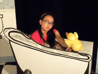 Pollyanna Theatre Company presents Jamie Doesn't Want to Take a Bath