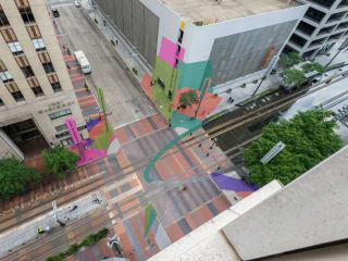 Jessica Stockholder/Color Jam Houston 2016