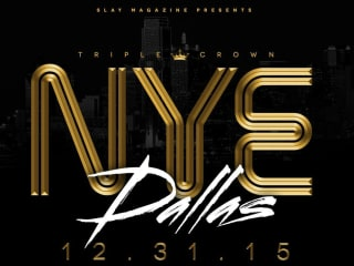Triple Crown NYE Dallas