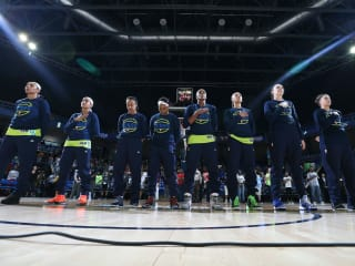 Dallas Wings team