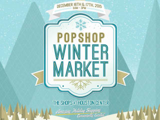 Pop Shop Winter Market