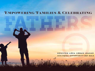 Houston Area Urban League presents 2016 Equal Opportunity Day Gala