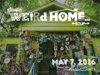 Weird Homes Tour