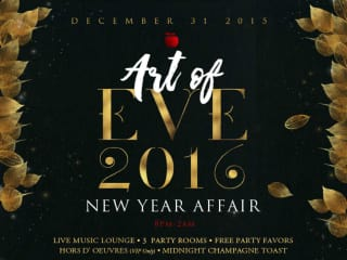 Art of Eve - 2016 New Year Affair