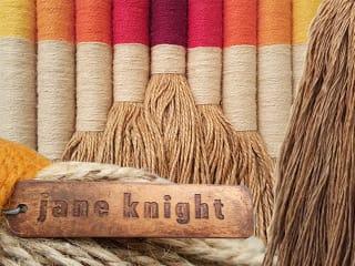 Jane Knight Fiber Art Exhibit