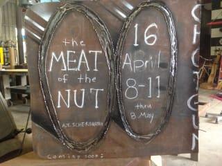 Shotgun Gallery presents Albert Scherbarth: The Meat of the Nut