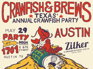Chicken Wing Productions presents Crawfish and Brews