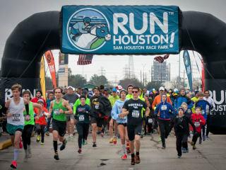 2nd Annual Run Houston! Race Series