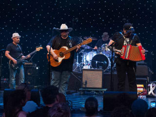 Flaco Jimenez and the Texmaniacs