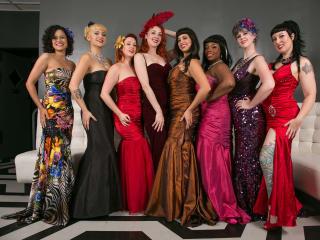The Jigglewatts Burlesque Revue