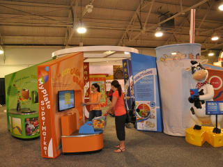 The Health Museum presents To MyPlate and Beyond