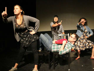 Heckle Her Productions presents HOOT! Two Nights of Musical Comedy