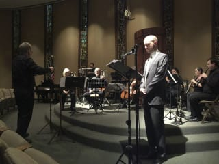 Foundation for Modern Music presents Music for Peace