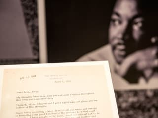 LBJ Presidential Library presents Documents and Art of the Civil Rights Movement