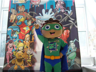 Children's Museum of Houston presents Whyatt