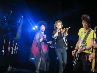 Rolling Stones San Diego group Mick Jagger