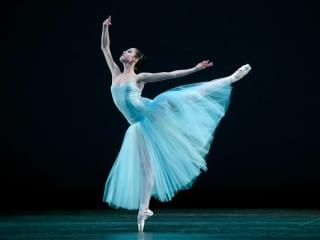 Katharine Precourt, Serenade, Houston Ballet